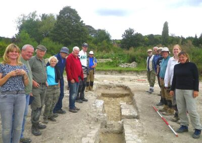 Come and join the team and help discover Otford's past. Email: fromings@btinternet.com