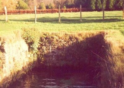 Becket's Well in the 1970s