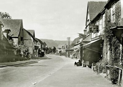 High Street in the early 1930s