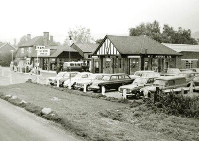 M&T Motors (Waites of Otford) on the Sevenoaks Road