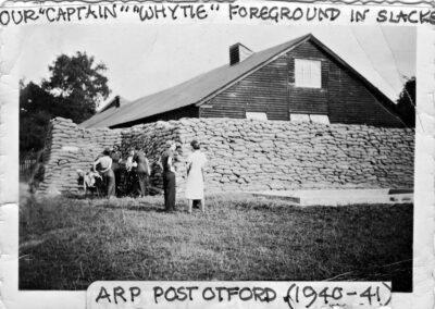 Otford A.R.P. post 1940-41