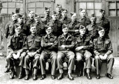 Otford Home Guard - B Comp. 20th Battalion (Sevenoaks)
