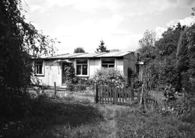 Twitton Prefabs for the 'Bombed out'