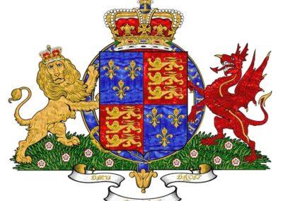 The Tudor Royal Arms