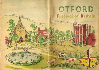 Otford Festival of Britain Guide 1951